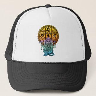 Ganesha Diamond Realm Trucker Hat