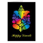Ganesha - Diwali Cards