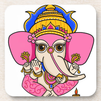 Ganesha Drink Coaster