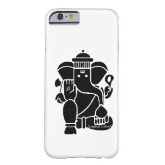 Ganesha - el removedor de obstáculos funda de iPhone 6 barely there