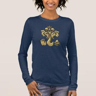 Ganesha - elephant God - hinduism, Tantra Long Sleeve T-Shirt