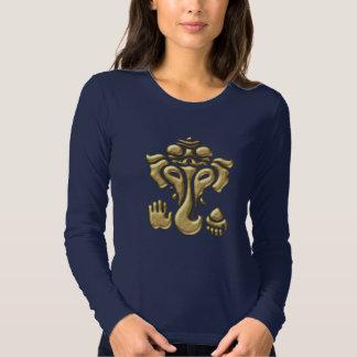 Ganesha - elephant God - hinduism, Tantra T-Shirt