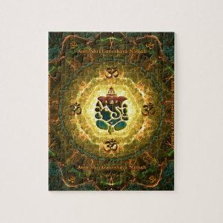 Ganesha - éxito, victoria, prosperidad, puzzle
