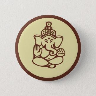 Ganesha Gift Button