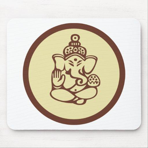 Ganesha Gift Mouse Mat