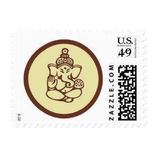 Ganesha Gift Stamp