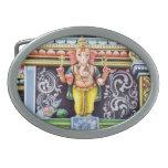 Ganesha God Statue Belt Buckle