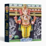 Ganesha God Statue Binder