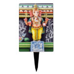 Ganesha God Statue Cake Pick