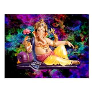 Ganesha Greeting Cards, Stickers, Postcards