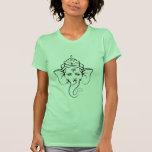 Ganesha head shirts