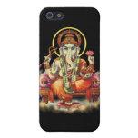 Ganesha hermoso iPhone 5 funda