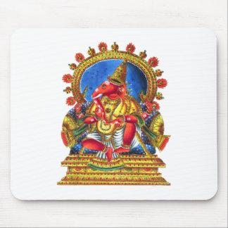 Ganesha Hindu Deity Mouse Pad