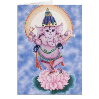 Ganesha Holiday Card