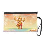 Ganesha Horizon Wristlet Purses
