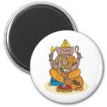 Ganesha Imán Para Frigorífico