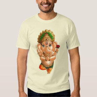 Ganesha in a Yoga (Vrkshasana) Pose Tshirt