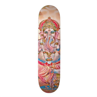 Ganesha Indie Cult Element Custom Pro Park Board
