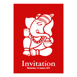 Ganesha Anuncio Personalizado
