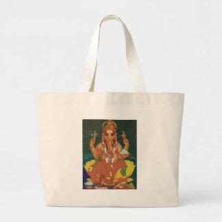 Ganesha Jumbo Tote Bag