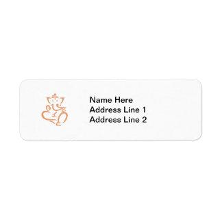 Ganesha Return Address Labels