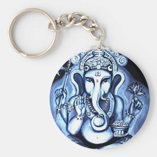 Ganesha Llaveros Personalizados