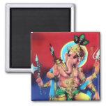 Ganesha Magnet - Version 1