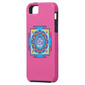 Ganesha Mandala iPhone SE/5/5s Case