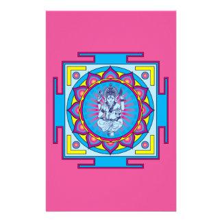 Ganesha Mandala Stationery