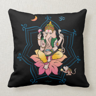 Ganesha Meditation Pillow