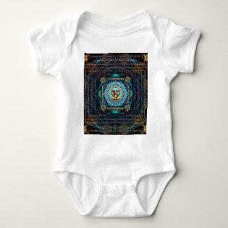 Ganesha- Om Gam Ganapataye Namah Baby Bodysuit