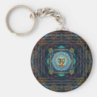 Ganesha- Om Gam Ganapataye Namah Key Chain