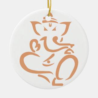 Ganesha Christmas Tree Ornaments
