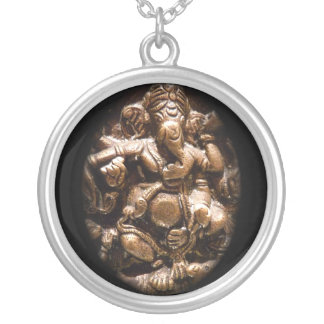 Ganesha Pendannt Collares
