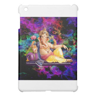 Ganesha picture on electronic s, magnets, etc case for the iPad mini