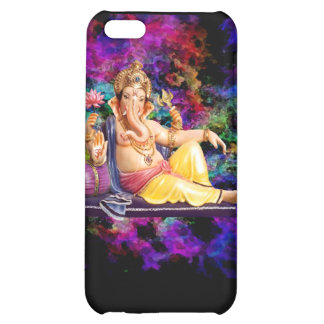 Ganesha picture on electronic s, magnets, etc iPhone 5C covers