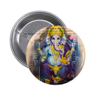 Ganesha Pin