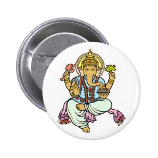 Ganesha Pins
