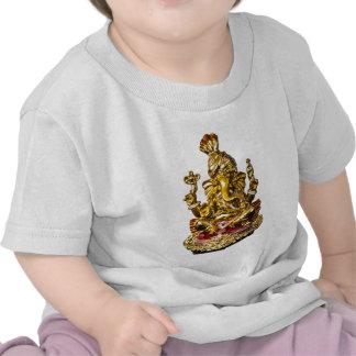 Ganesha por los diseños de Vanwinkle Camisetas
