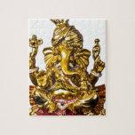 Ganesha por los diseños de Vanwinkle Puzzles