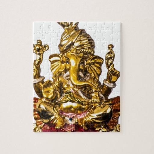 Ganesha por los diseños de Vanwinkle Rompecabezas