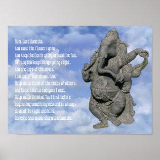 Ganesha Póster