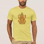 Ganesha, removedor de obstáculos, camiseta de la