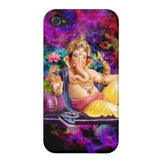 Ganesha - removedor de obstáculos - caso del iPhon iPhone 4 Protectores