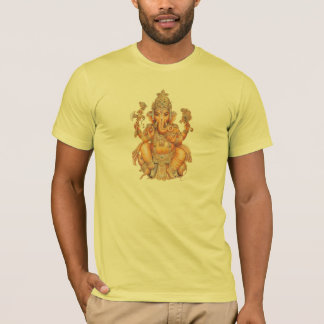 Ganesha, Remover of Obstacles, Hindu Deity T-Shirt
