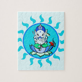 Ganesha: remover of obstacles jigsaw puzzle