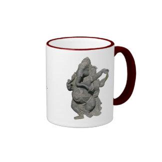 Ganesha Ringer Mug