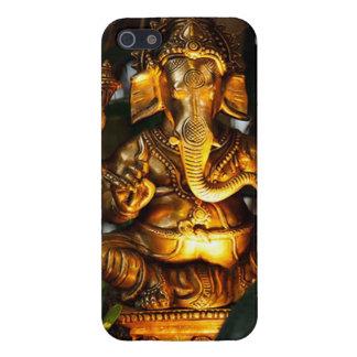Ganesha Statue Phone Case