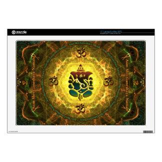 Ganesha - Success, Victory, Prosperity, Knowledge Laptop Skins
