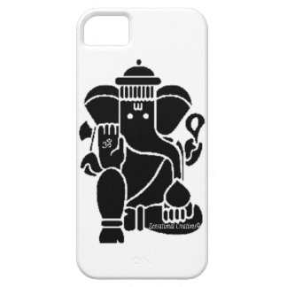 Ganesha - The remover of obstacles iPhone 5 Case